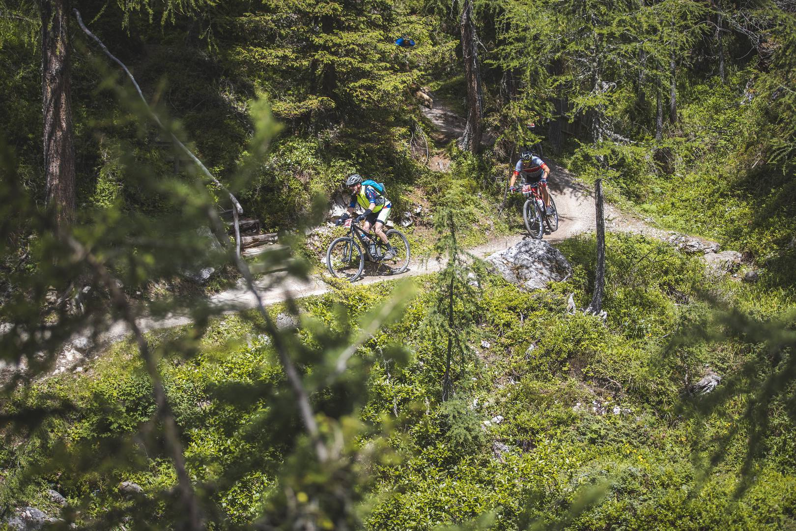Calendario Gare Mtb 2020.La Gara Di Mountain Bike Dolomiti Superbike